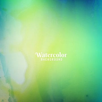abstract green watercolor design background, Abstract, Background, Backdrop PNG and Vector