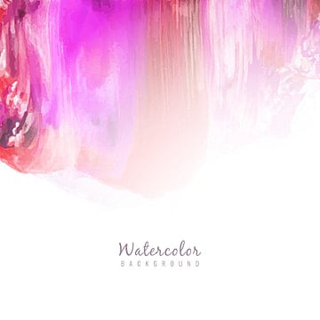 Abstract watercolor pink background, Abstract, Background, Backdrop PNG and Vector