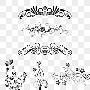floral ornaments png images vector and psd files free download on pngtree floral ornaments png images vector