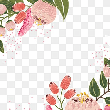 Vintage Flowers Png Images Vectors And Psd Files Free