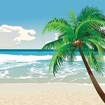 Beach Clipart Png Images Vector And Psd Files Free Download On Pngtree