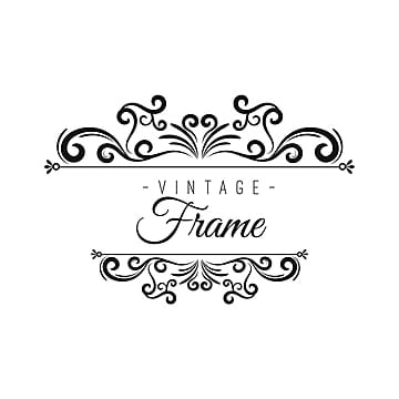 Frame Vintage Png, Vectors, PSD, and Clipart for Free Download | Pngtree