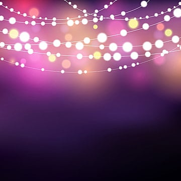 Christmas Fairy Lights Transparent.String Light Png Vector Psd And Clipart With Transparent