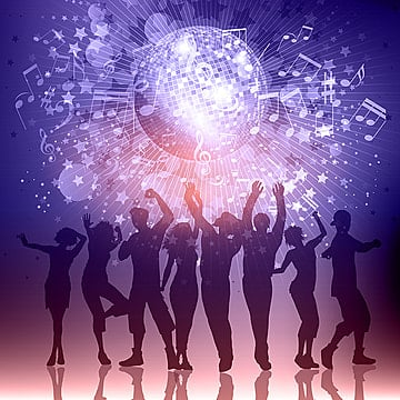 party crowd background 2102, Background, Party, People PNG and Vector