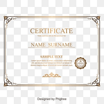 certificate border, Certificate Border, Border, Diploma PNG and Vector