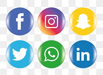 Social Media Png Images Vector And Psd Files Free Download On Pngtree