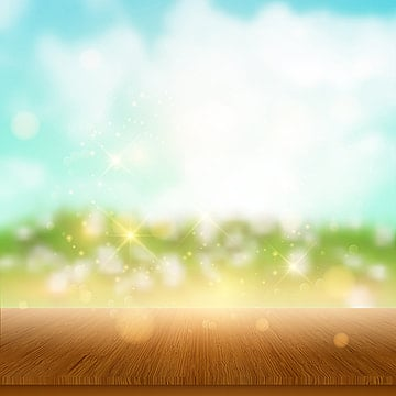 wooden table looking out to summer landscape 0702, Background, Eps 10, Eps10 PNG and Vector