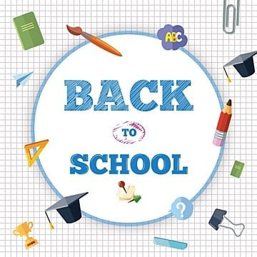 creative back to school elements, Back To School, Elements, Study Elements PNG and PSD