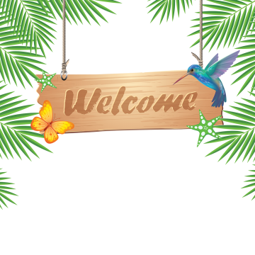 Welcome Mat Png, Vector, PSD, and Clipart With Transparent