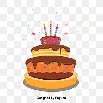 Happy birthday, Birthday Cake, Happy Birthday, Birthday PNG and Vector