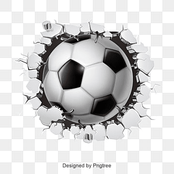 soccer wall crack, Wall Crack,soccer, Ball, Crack PNG and Vector