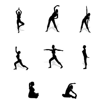yoga poses pdf free download