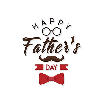 Fathers Day Background, Father's Day Background, Card, Love PNG and Vector