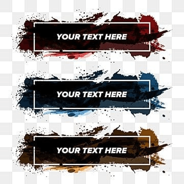 abstract   with text, Abstract, Watercolor,  PNG and PSD
