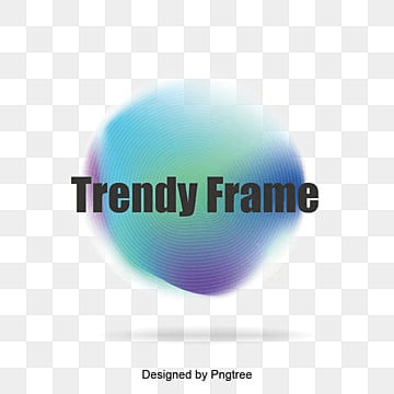material design of fashionable dream frame, Trendy Frame, Fashion, Creative Personality PNG and Vector