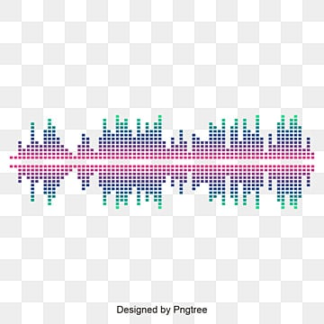 Free Sound Wave Clipart in AI, SVG, EPS or PSD