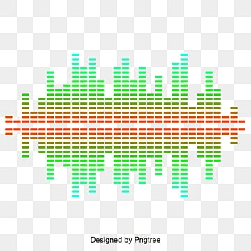 Music Sound Waves PNG Images | Vector and PSD Files | Free