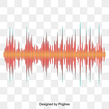 Sound Wave Png, Vector, PSD, and Clipart With Transparent