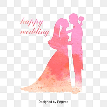 Wedding Couple PNG Images | Vector and PSD Files | Free ...
