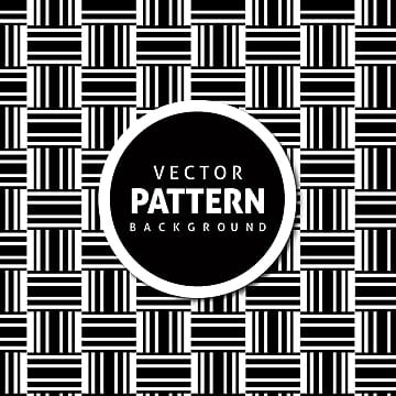 Black and White Geometric Pattern check Background, Background, Abstract, Wallpaper PNG and Vector