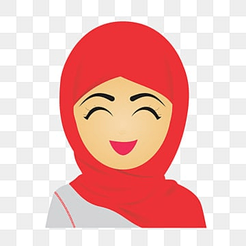 Siluet Hijab Png Images Vectors And Psd Files Free Download On