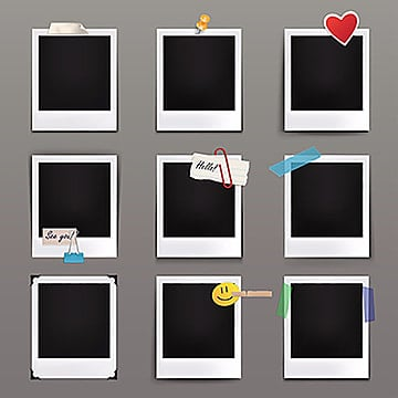 Photo Frame Png, Vector, PSD, and Clipart With Transparent