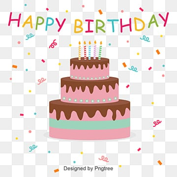 Happy Birthday Png Images Vector And Psd Files Free Download On Pngtree