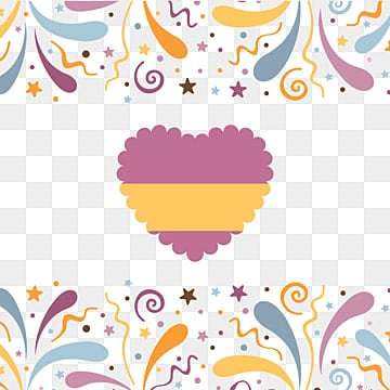 Decorative Birthday Greeting Background, Decorative, Happy Birthday, Greeting PNG and Vector