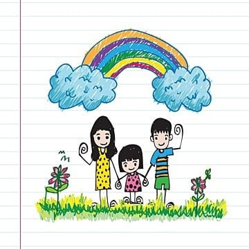 Kids Drawing Png Vector Psd And Clipart With Transparent Background For Free Download Pngtree