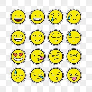 Emoji Vector, Free Download Emoji facebook, Whatsapp emoji