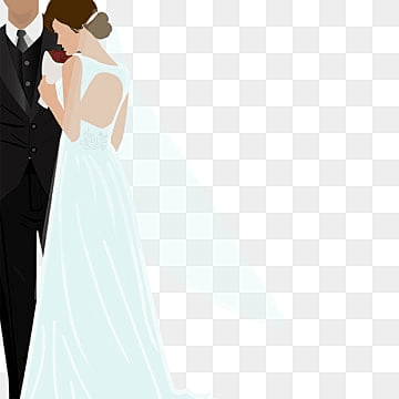 Happy Wedding PNG Images | Vectors and PSD Files | Free ...