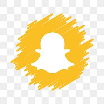 Yellow Snapchat Logo Snapchat Icons Logo Icons Yellow Icons Png And Vector With Transparent Background For Free Download