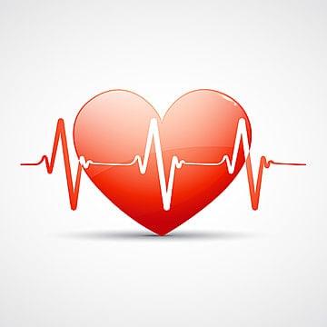 نبض القلب Png المتجهات Psd قصاصة فنية تحميل مجاني Pngtree