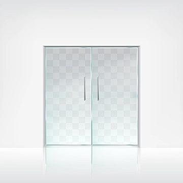 زجاج الباب شفاف قالب النواقل, Glass, Transparent, Door بابوا نيو غينيا وناقلات