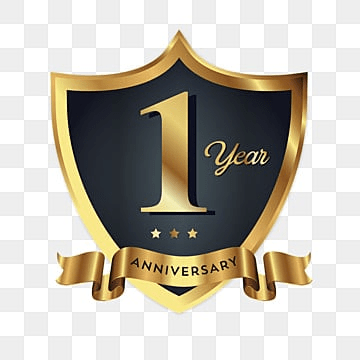 1st Anniversary Png Images Vector And Psd Files Free