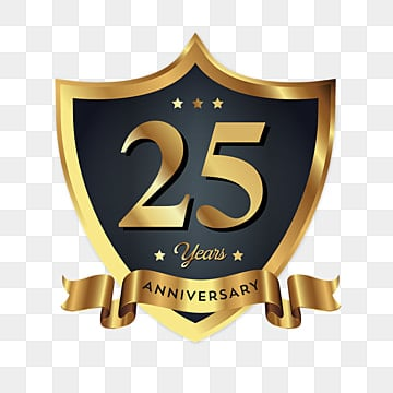 25th Anniversary Png Images Vector And Psd Files Free Download