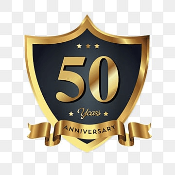 50th Anniversary Png Vectors Psd And Clipart For Free