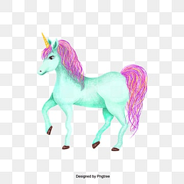 unicorn, 123, Unicorn Clipart PNG and PSD