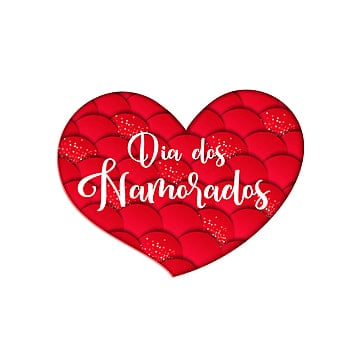Dia dos Namorados greeting card with heart, Happy, Namorados, Holiday PNG and Vector