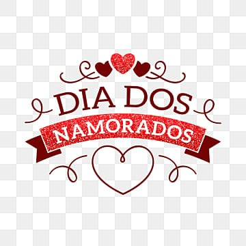 Dia dos Namorados greeting card with text and hearts, Happy, Holiday, Card PNG and Vector