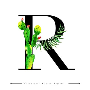 Letter R Png Images Vectors And Psd Files Free Download On Pngtree