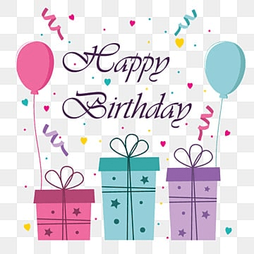 Birthday PNG Images, Download 22,637 Birthday PNG Resources