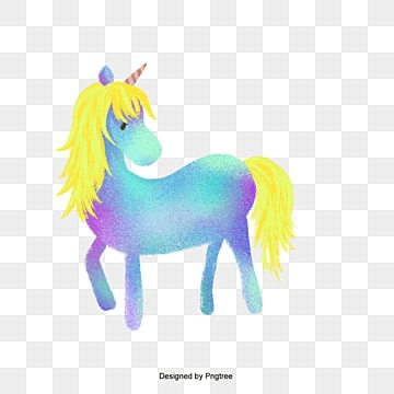 Cute Magical Unicorn Vector Design, Unicorn, Head, Cute PNG and PSD