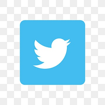 Twitter Icons and Logo PNG Transparent Images, Twitter Vector Icons Free  Download
