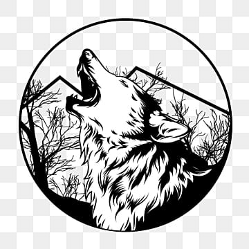 Wolf Png, Vector, PSD, and Clipart With Transparent