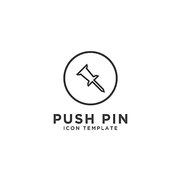 push pin png vectors psd and clipart for free download pngtree
