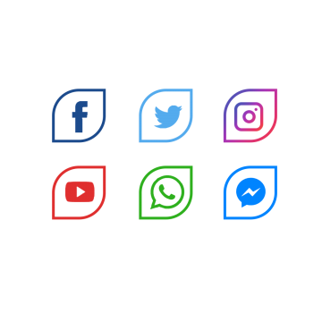 Instagram White Icon, Circle, Camera Icon, Line Art PNG and Vector