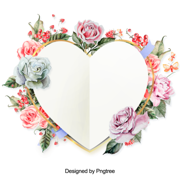Heart Rose Png Images Vector And Psd Files Free