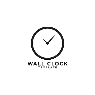 Wall Clock PNG Images | Vector and PSD Files | Free Download