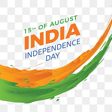 modern indian independence day brush splatter, Modern, Brush, Splatter PNG and Vector